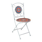 Cadeira Mosaico Mandala