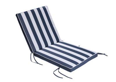 Almofada Hidro P/ Cadeira Azul