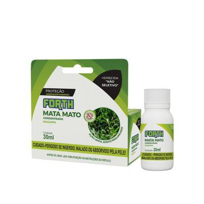 Herbicida Forth Mata Mato Concentrado 30ml