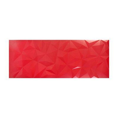 Revestimentos Poligon Ac 45x120cm Retificado Caixa com 162m² Vermelho