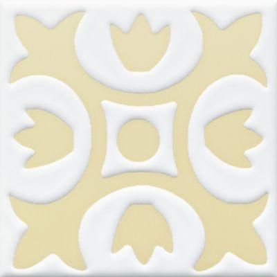Revestimento Galileu Amarelo Acetinado 15x15 cm