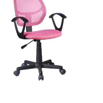 Cadeira Basic Mesh Rosa