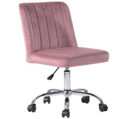 Cadeira de Escritório Deco Maker Rosa