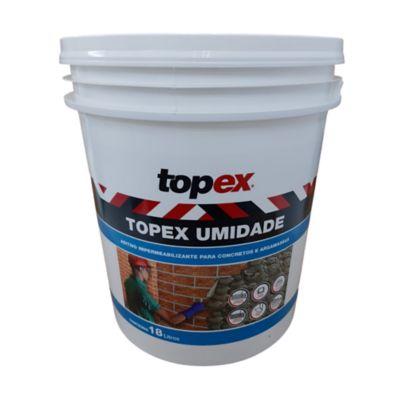 Topex Umidade Balde 18 Litros Topex