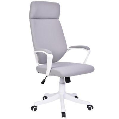 Cadeira Executiva Mesh Cinza