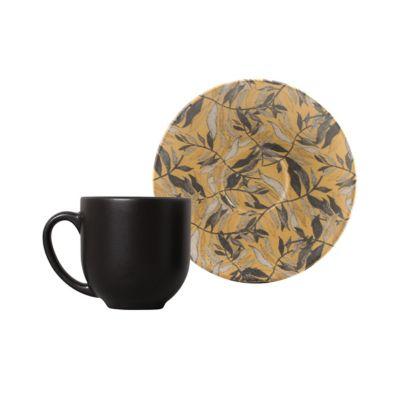 Xícara Café Coup Amarilla 112ml Colorido