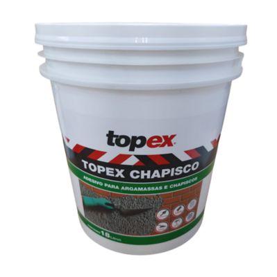 Topex Chapisco Balde 18 Litros Topex