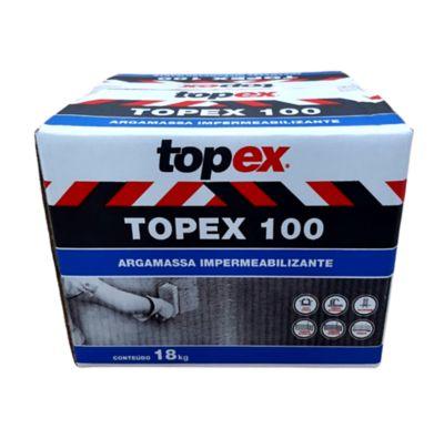 Topex 100 Caixa 18Kg Topex