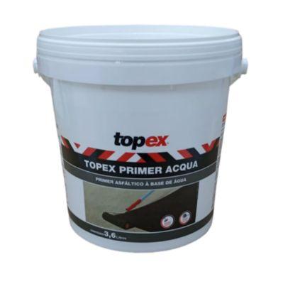 Topex Primer Ácqua Galão 3,6 Litros Topex