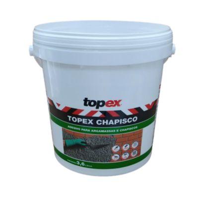 Topex Chapisco Galão 3,6 Litros Topex