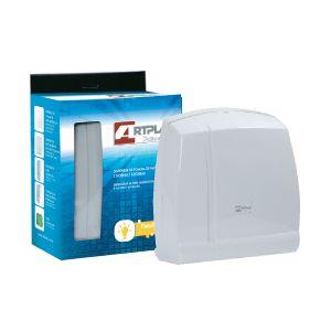 Dispenser para Papel Toalha Interfolhas Branco