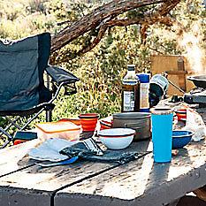Acessórios de Camping
