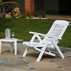 Cadeiras e Espreguiçadeiras Dobráveis