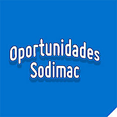 Oportunidade Sodimac