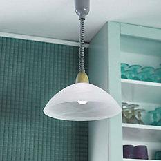 Luminárias de Banheiros e Cozinha