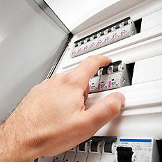 Quadro Elétrico e Disjuntores