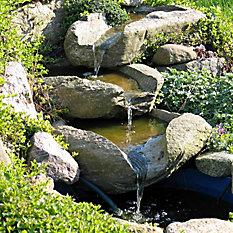 Fontes de Água