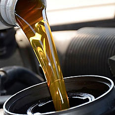 Óleo e lubrificante para motor