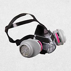 Respiradores e Mascaras