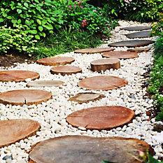 Cascas, Cascalhos e Pedras