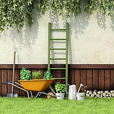 Jardim e Área Externa
