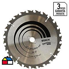 Disco de sierra circular 7 1/4