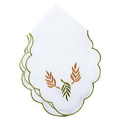 Esconera bordada algodón