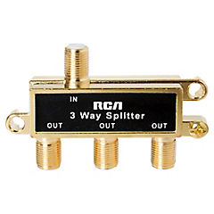 Splitter 3 salidas coaxiales VH47N