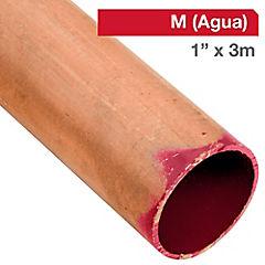Cañería de cobre M 1