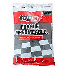 Fragüe Impermeable 1 kilo Negro