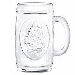 Vaso para cerveza vidrio 480 cc