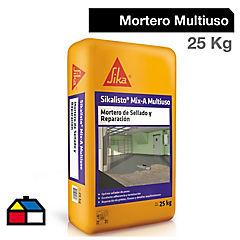 Saco 25 kg Sikalisto Mix A Multiuso mortero de sellado y nivelación