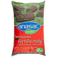 Fertilizante para césped 2 kg bolsa