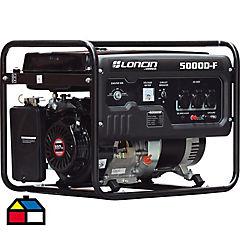 Generador eléctrico a gasolina 4500 W 10 hr
