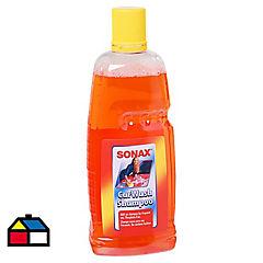 Shampoo para auto 1 litro botella