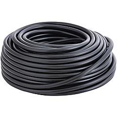 Cordón 2x0,75 mm 20 m  Negro