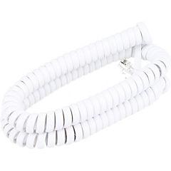 Cable Espiral blanco 3mts.