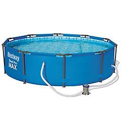 Piscina 305x76 cm 4678 l Azul