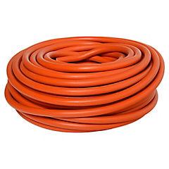 Cordón 3x1 mm 20 m Naranjo