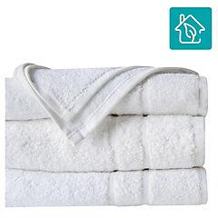 Piso para baño algodón 50x80 cm