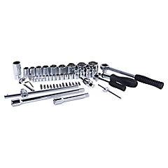 Set de herramientas mecánicas 52 piezas