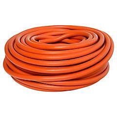 Cordón 3x1,50 mm 20 m Naranjo