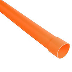 Tubo 50mm 600 cm PVC
