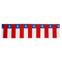 Banderas plastica 10 mts