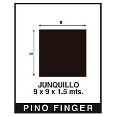 Junquillo Pino 0.9 cm x 1.5 mt