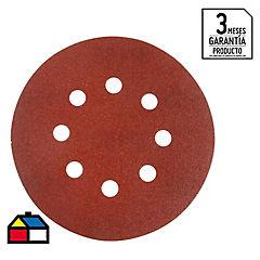 Set de discos de lija 5 unidades