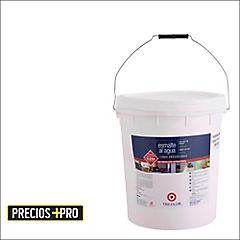 Esmalte al agua satinado 5 gl blanco