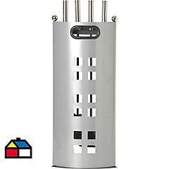 Set herramientas para calefactores a leña 6 piezas