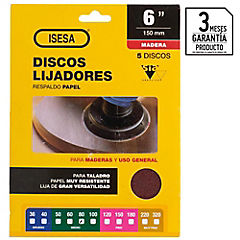 Disco lija 6