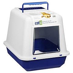 Caja sanitaria para gato de plástico